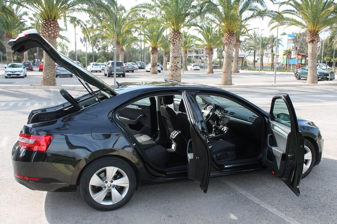 Traslados aeropuerto Alicante Benidorm - Transfer Direct Alicante Benidorm 7