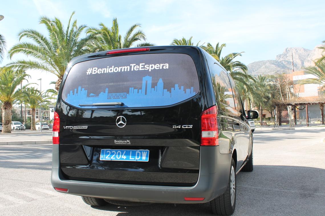 Transfer Direct Alicante Benidorm - Transfers Alicante airport Benidorm 3